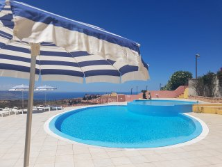 Apartment bilo plus 31 in residence with swimming pool and seaview