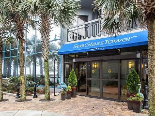SeaGlass Tower  June 20-24  2021