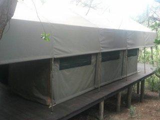 Afri-Sun Camping Furnished Tented Camp 2