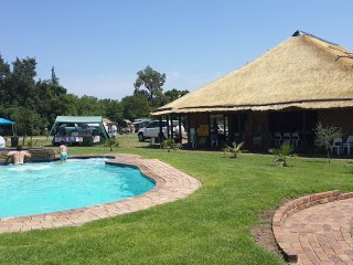 Afri-Sun Camping Furnished Tented Camp 1