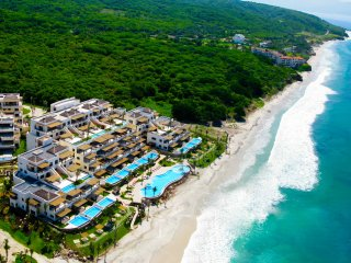 3 br Luxury Condo in Punta de Mita at Veneros Building