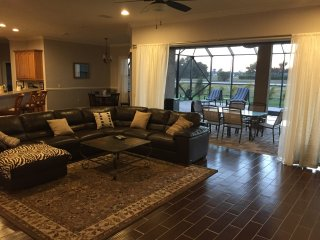 Solheim Tropical Retreat in Cape Coral