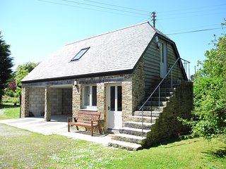 The Annexe, Little Pednvadan on The Roseland Peninsula