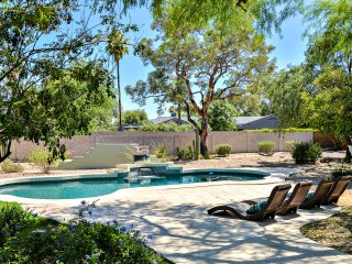 4BR Luxury Home w/ Heated Pool, Near Kierland