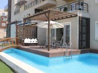 Luxury 3 bedroom apartment with private pool