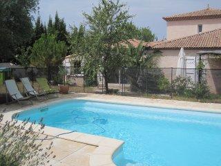 Villa spacieuse avec piscine - 200 m2 - 10 personnes - 5 chambres