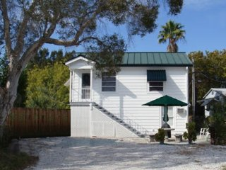 Quaint Florida Bungalow . . . Steps from the Beach