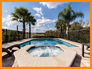 Reunion Resort 478 - Exclusive villa with private pool and game room near Disney