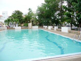 322 South Pattaya Condo Garden and Pool View Near Walking Street Free WIFI Cheap