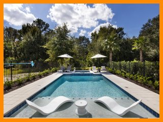 Reunion Resort 875 - Exclusive villa with private pool and game room near Disney