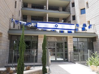 Jerusalem city center new apart near the Old City