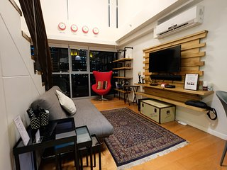 16F Makati Designer New York Style Loft