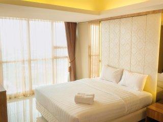 2BR Exquisite Kemang Village Apartment