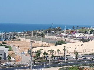 Close to the Marina and City Center Ashdod