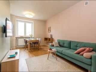 Gorskiego apartment in Stare Miasto with WiFi.