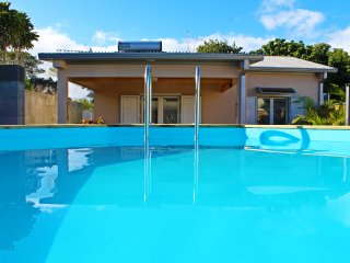 Location Saisonniere Villa Exoticaz 3 etoiles avec piscine privative