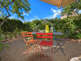 Beautiful garden apartment, centro storico