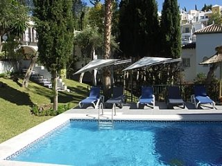 5 bedroom Villa in Nerja, Andalusia, Spain : ref 5455183
