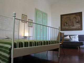 Villa Monti B&B. Souite matrimoniale