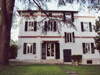 Villa Monti. Bed & Breakfast.