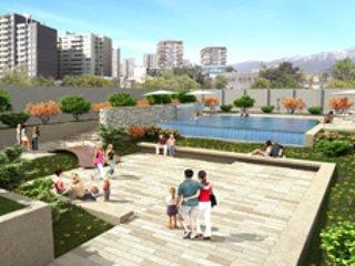 Apartamento en el mejor sector de Santiago Centro