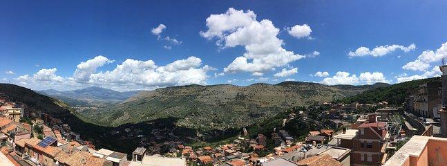 Panorama Sonnino