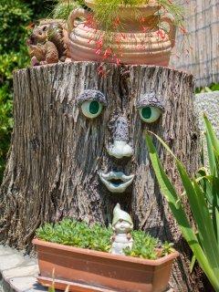 Garden-detail
