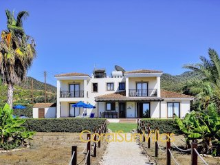 Beach Front - On the Sandy Beach (30m) - Impressive Villa, Complete Privacy