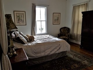 Alachua Historical District Victorian Home Private Suite