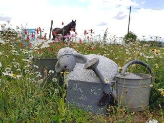 'La Clef des champs' Proche Saint Malo