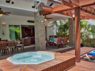 Apartment at LasTerrenas w/ Jacuzzi + Private Patio (2451)