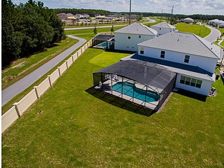 Very Private Surroundings Pool, Game Room & More!