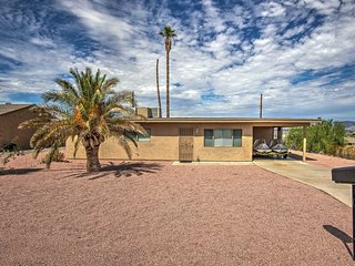 NEW! Serene 3BR Lake Havasu House Close to Lake!
