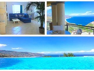 THE PANORAMIC RESIDENCE Pool  Sea View Terrace Taormina