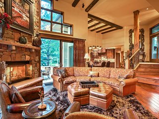 Private Beaver Creek/Vail Area Duplex w/ Hot Tub!