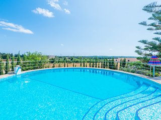 CAN PORTELS - Villa for 4 people in Llubi