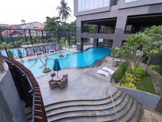 2BR Pancoran BEST L'Avenue Apartment By Travelio