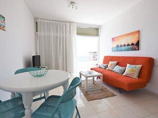Soleado & Bonito apartamento con vistas + WIFI
