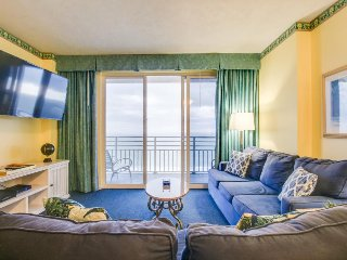 Two oceanfront condos w/pools, lazy river, hot tub, views - snowbirds welcome!
