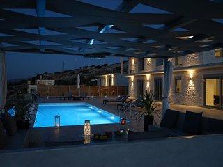 EvaVillas West, Private Pool & Panoramic Sea View