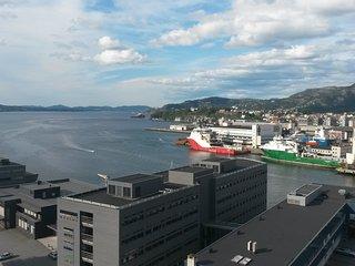 Entire apartment near Bergen University & Center