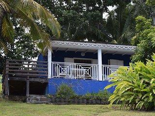 Magnifique bungalow vue mer et jacuzzi prive