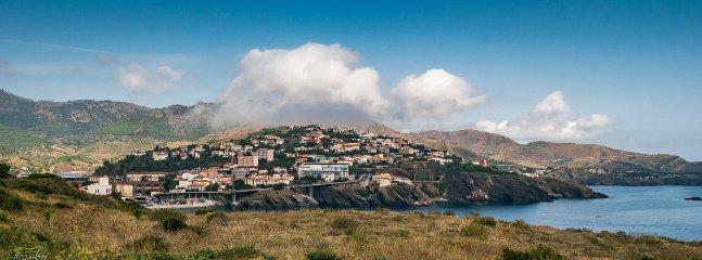 Cerbère, un joli village à la frontière de l'Espagne