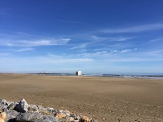 Gruissan plage  Chalet 100 m de la plage