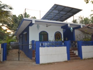 CASA NAIK- 2bhk villa. Big home, little money