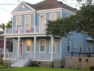 Beautiful & convenient to all things FUN in NOLA!!  Come enjoy yourself!