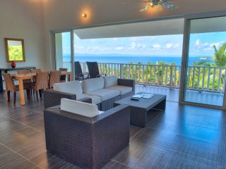 Amazing Ocean View Vacation Home w/ Private Beach (I-301)