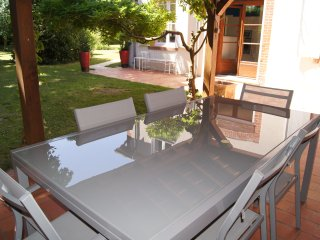 La terrasse/Pergola