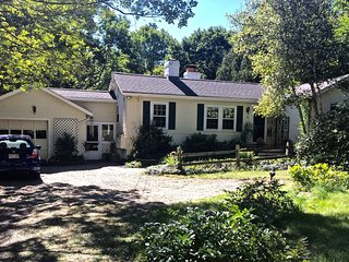 Private and spacious cottage-style home for rent -- December through April