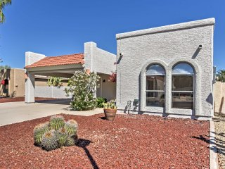 Peaceful Sun Lakes House w/ Community Pool + Golf!